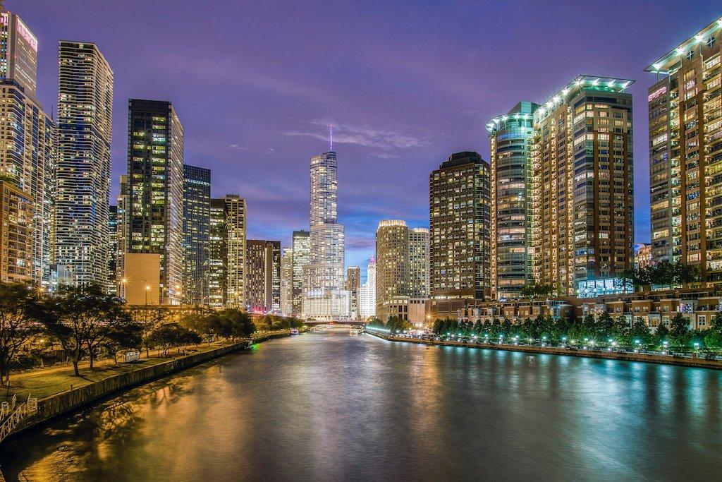 The Chicago River   © Pedro Lastra/Unsplash