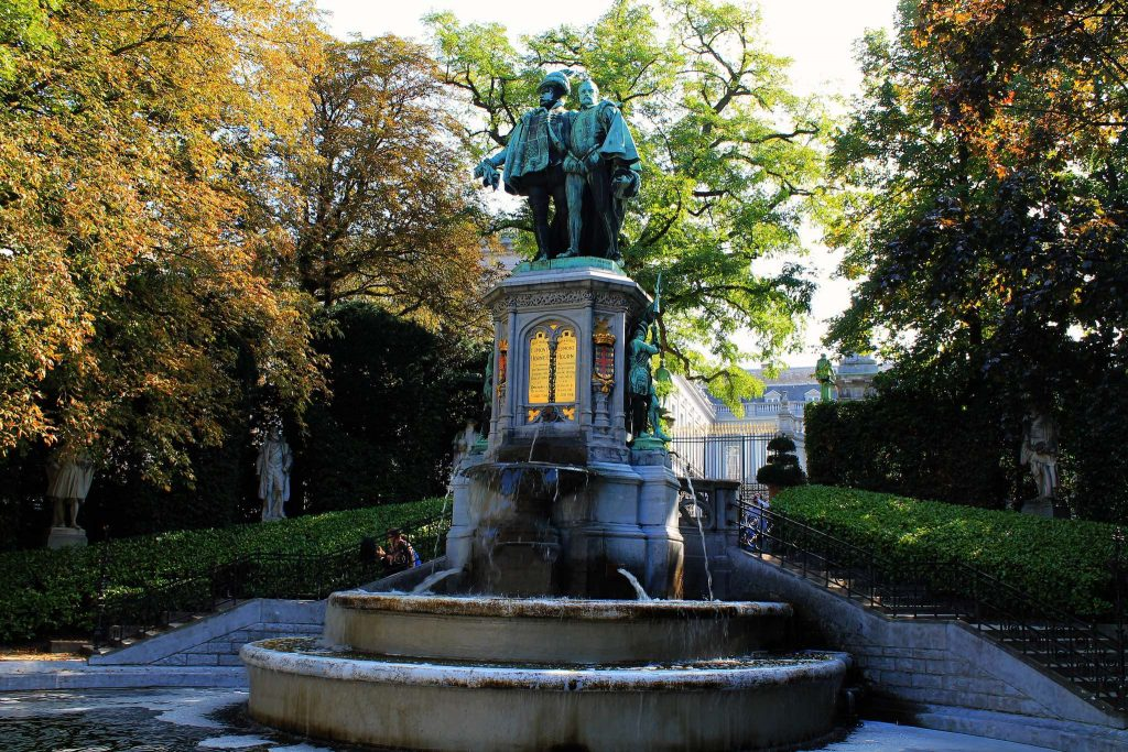 The Perfect Walking Guide To Brussels