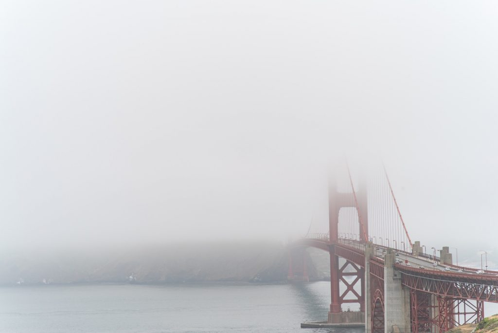 San Francisco's Karl the Fog   Corey Agopian / Unsplash