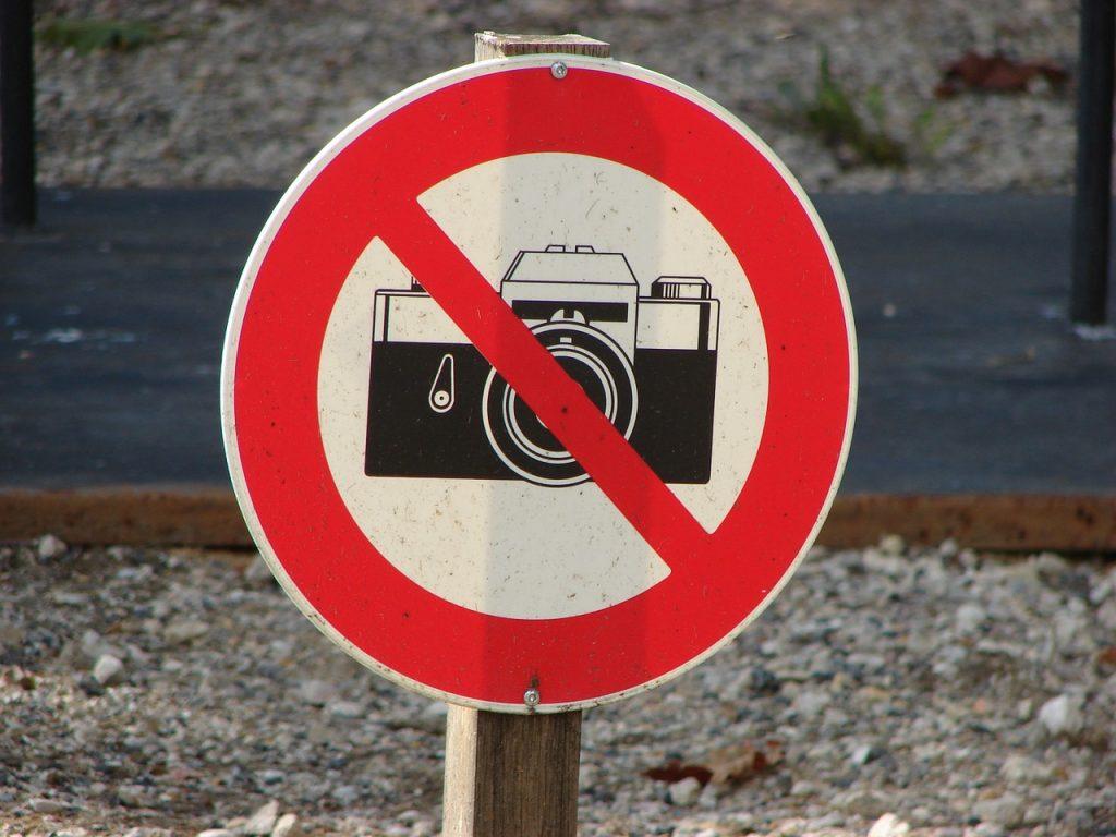 No photos, please | Copyleft / PixaBay