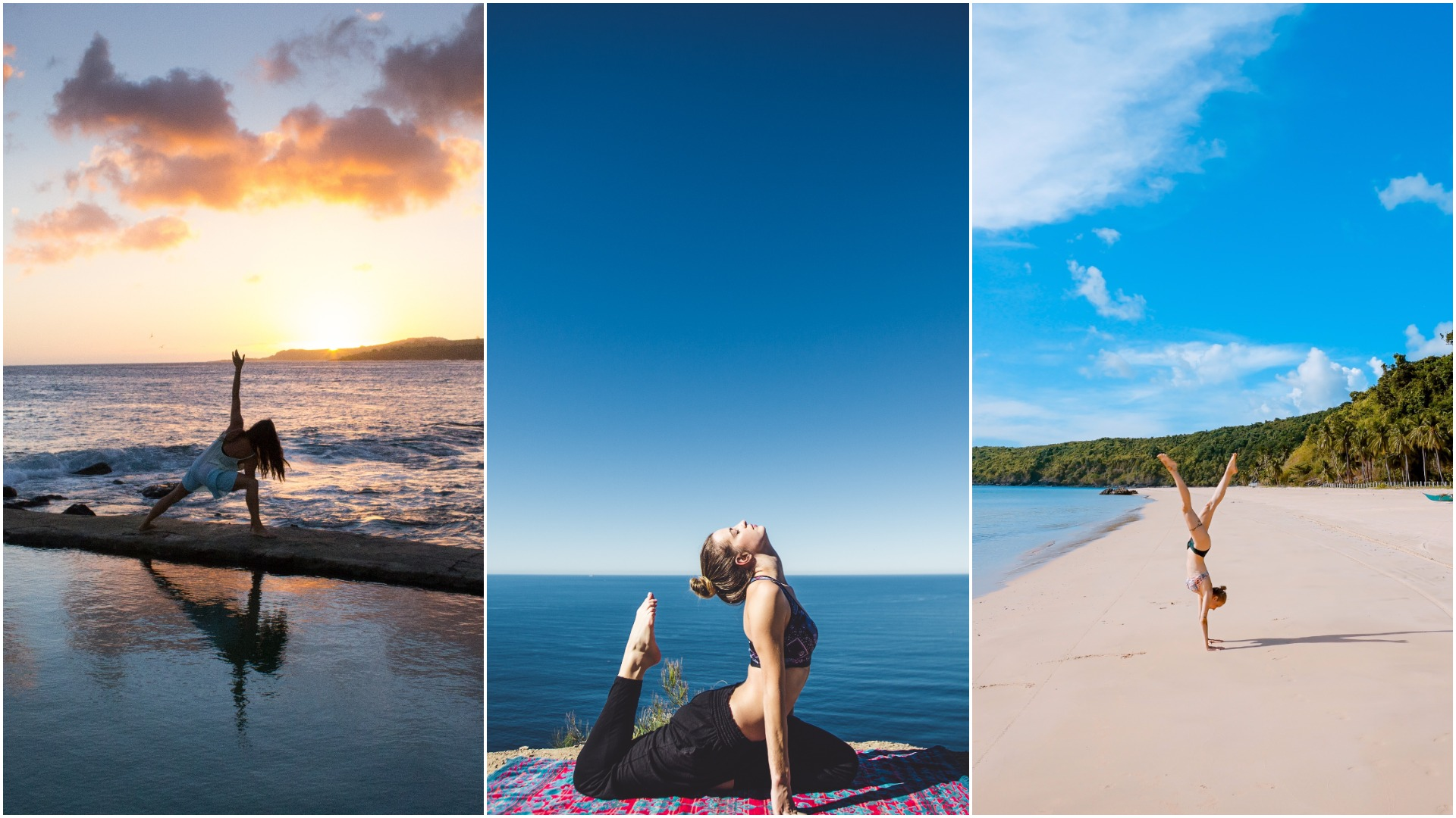 Instagram yoga poses | © Unsplash