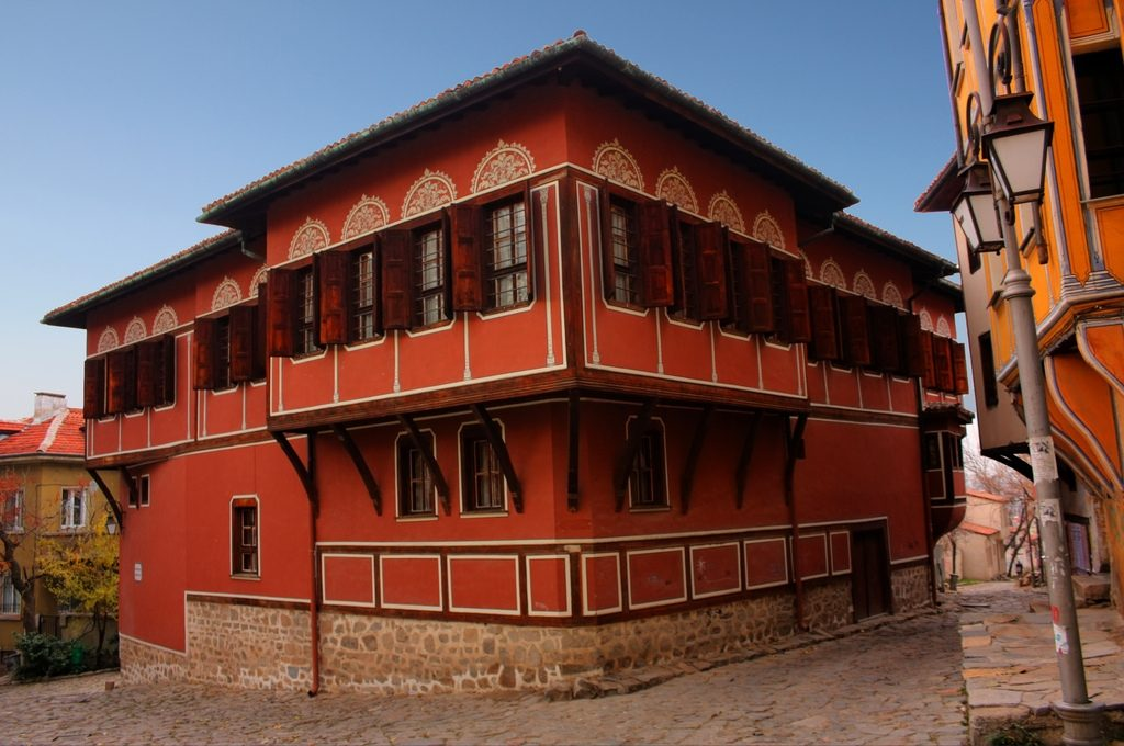 The Most Impressive Buildings In Plovdiv