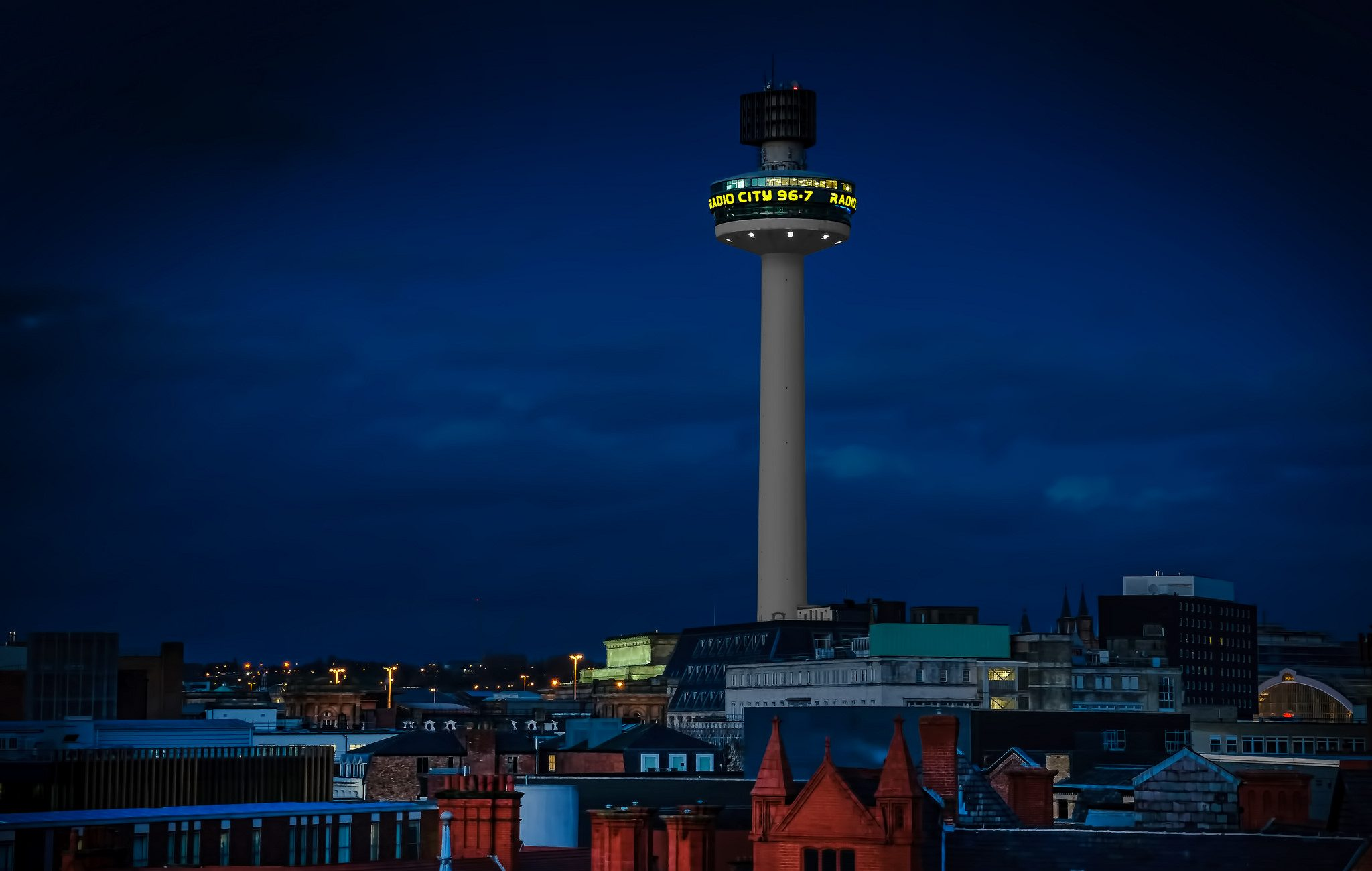 Radio City Tower, Liverpool © Bob Edwards/Flickr
