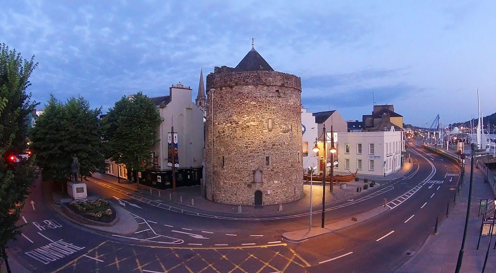 Reginalds Tower, Waterford | © Vadrefjord/WikiCommons
