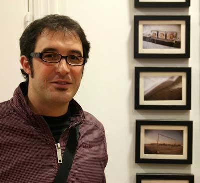 Iñigo Beristain, Basque photographer   ©Toño Antón / Wikimedia Commons
