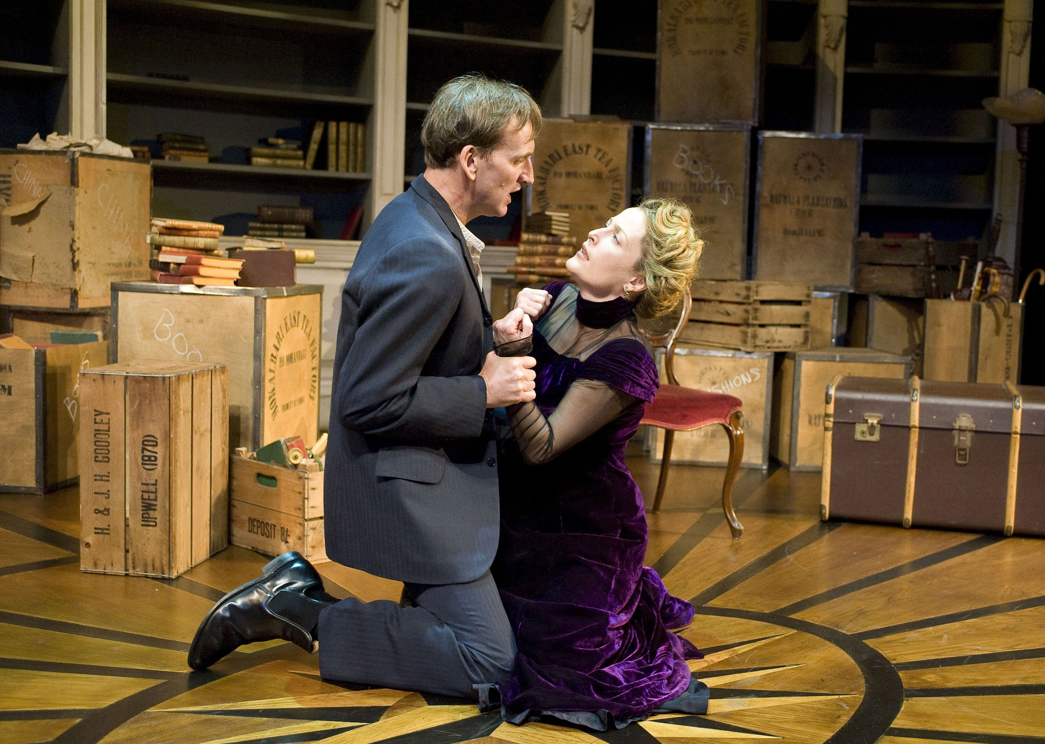 the significance of nora slamming the door on helmer at the end of a dolls house A doll's house by henrik ibsen home / nora helmer traipses in dressed in outdoor helmer pokes his head out the door and chastises her for spending too much.