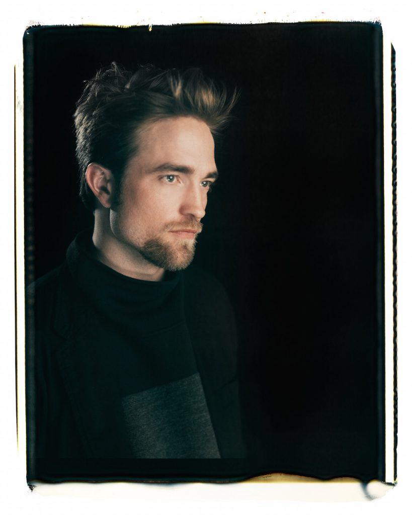 Robert Pattinson 20X24 Polaroid 2016 | © Myrna Suarez