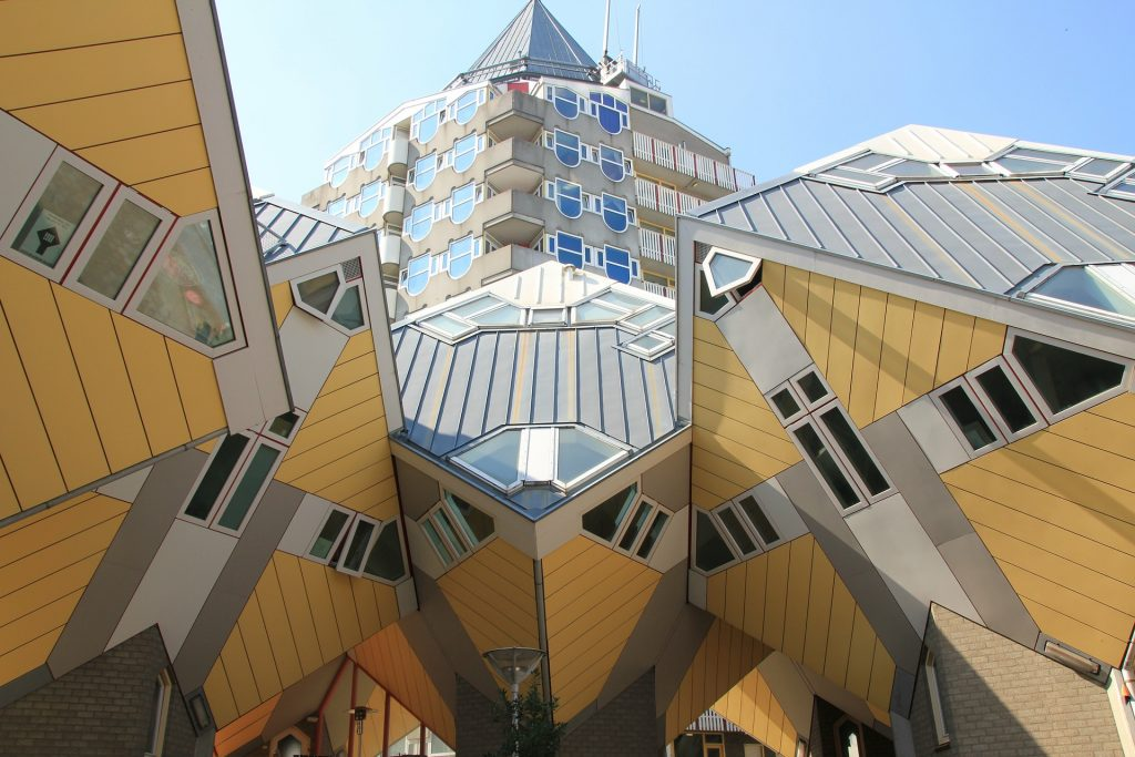 The Most Impressive Buildings In Rotterdam