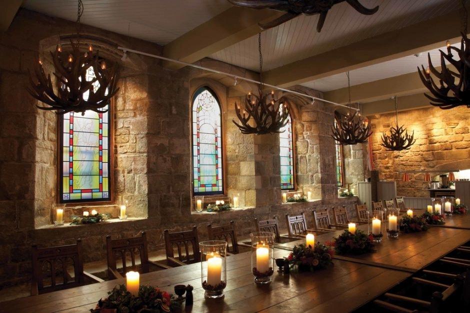 The banquet hall at Blackfriars | Courtesy of Blackfriars