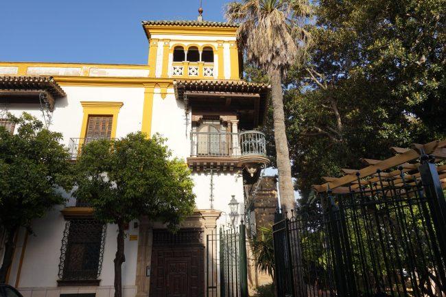 The Romeo and Juliet balcony in Santa Cruz | © Encarni Novillo