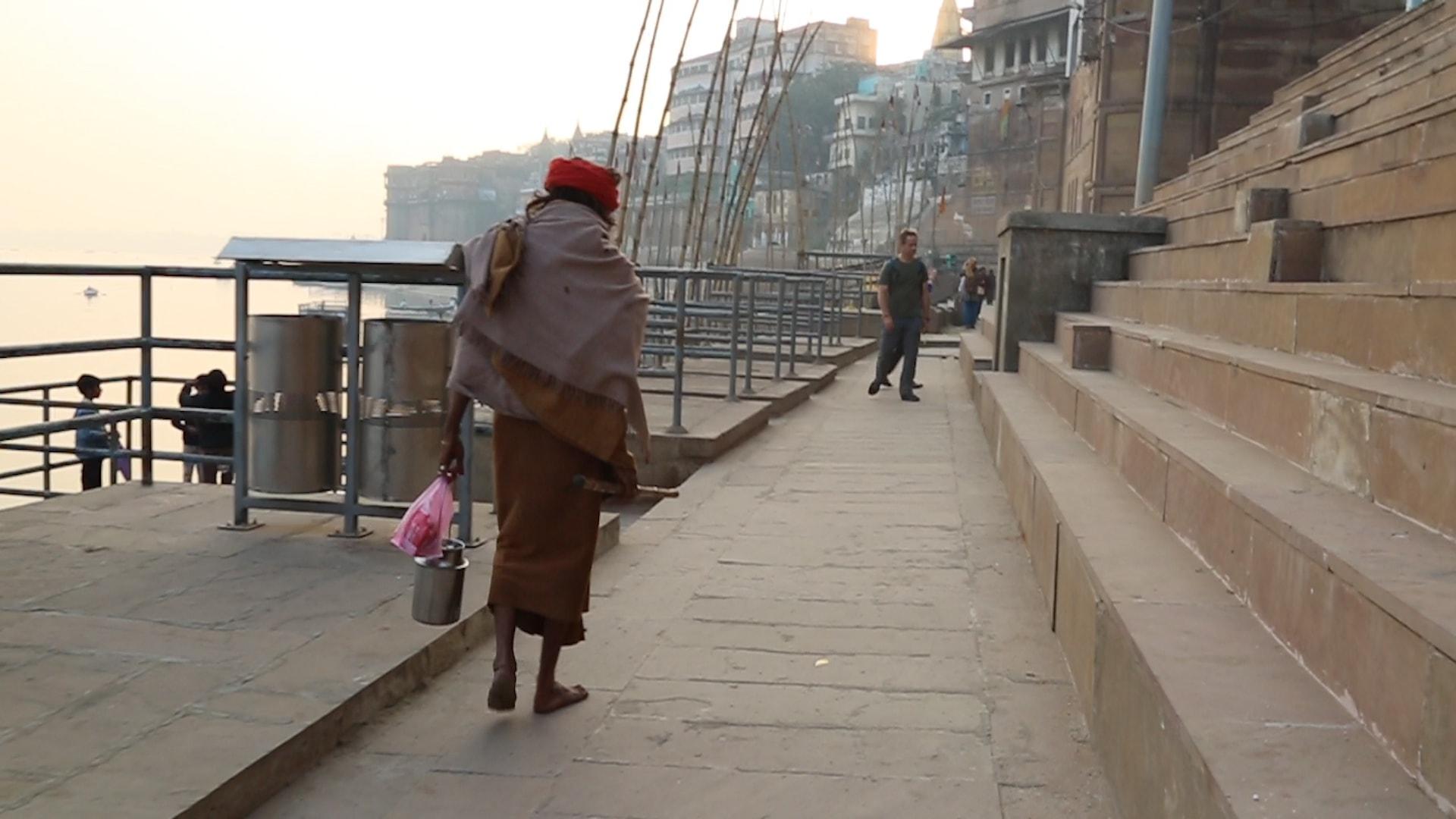 Meet India's Holiest Men: The Sadhus