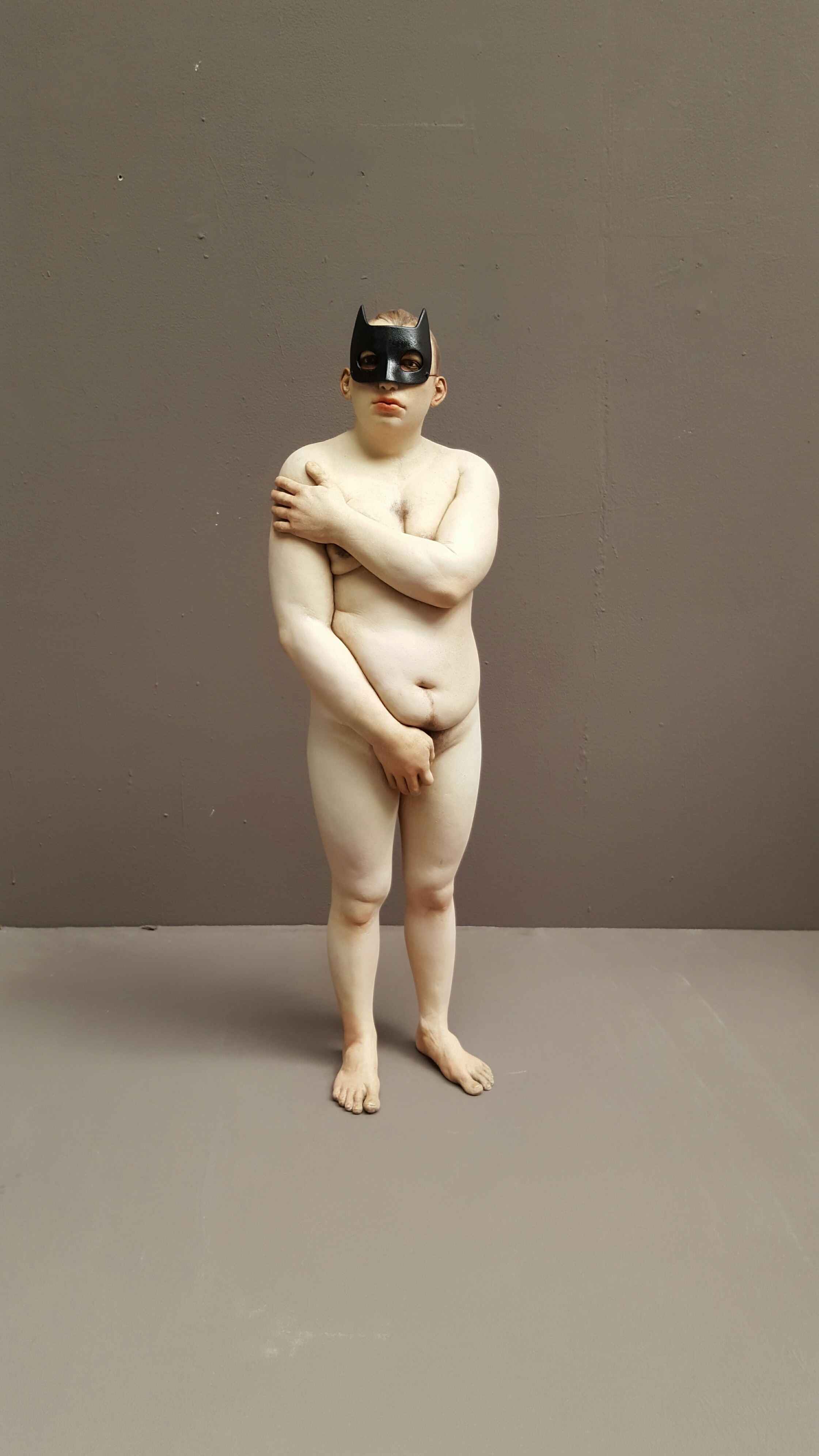 Samuel Salcedo 'Fake Batman' Courtesy of 3Punts Gallery