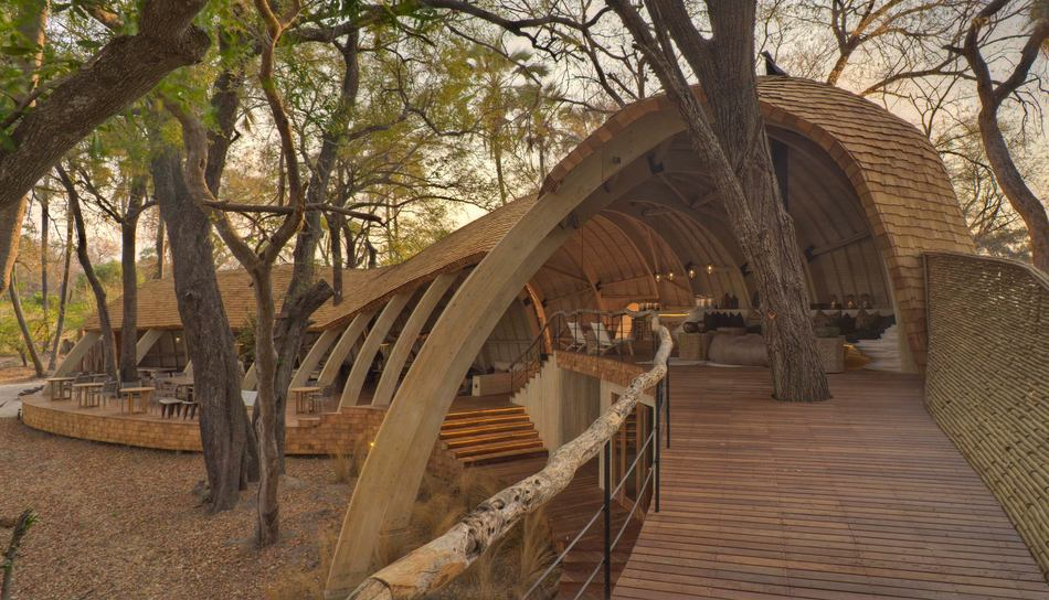 Sandibe Okavango Safari Lodge, Botswana | © &Beyond