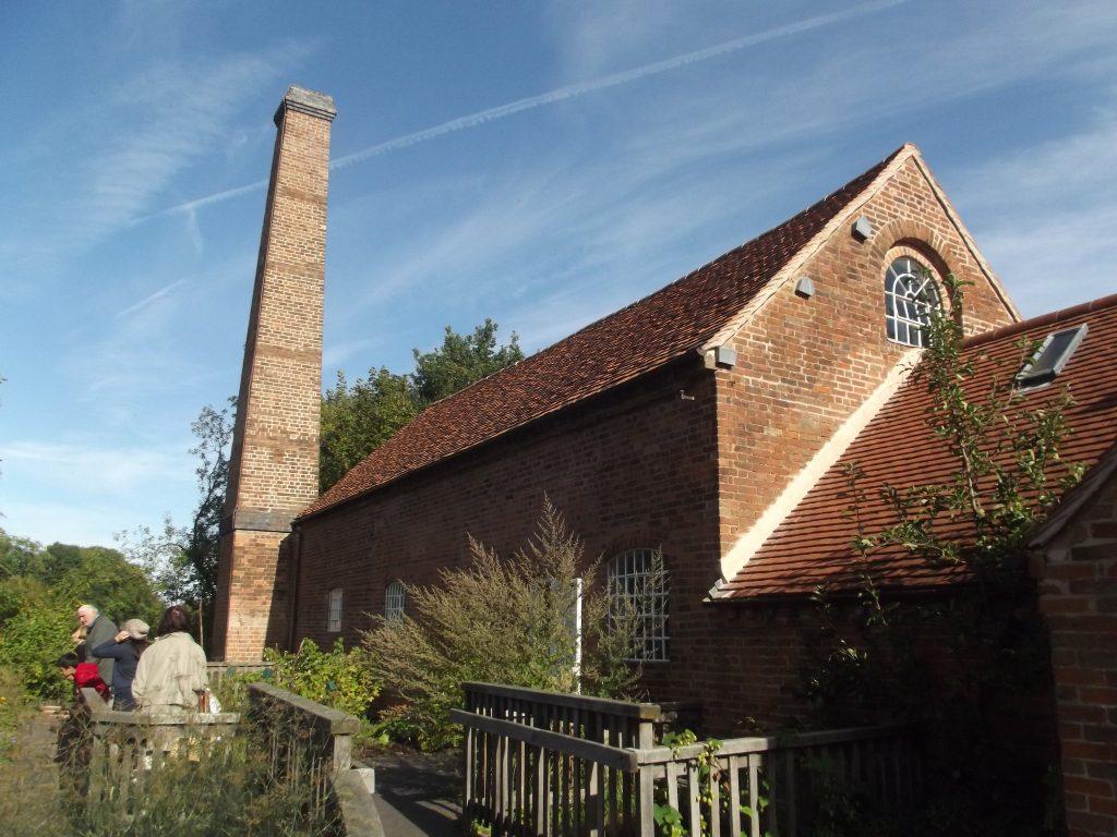 Sarehole Mill, Birmingham   © Elliott Brown Flickr