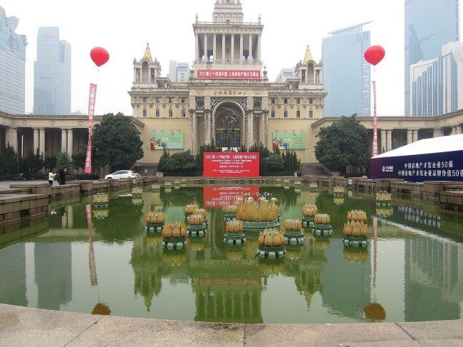 Shanghai venue for an expensive wedding