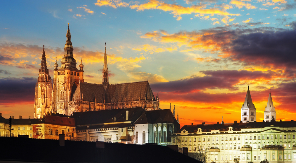A Brief History of the Prague Castle