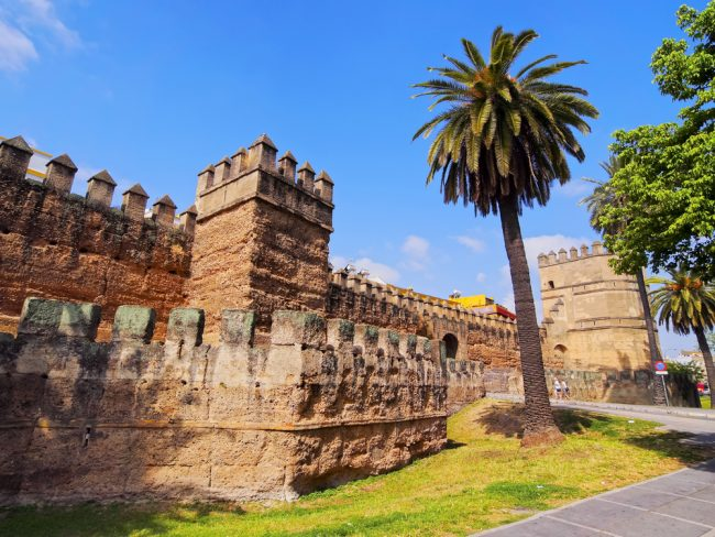 Old city walls in Macarena | © Karol Kozlowski/Shutterstock
