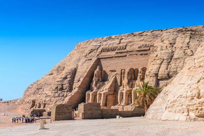 The Great Temple of Ramesses II, Abu Simbel, Egypt | © Anton_Ivanov/Shutterstock