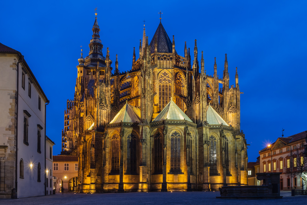 The 10 Most Beautiful Churches In Prague