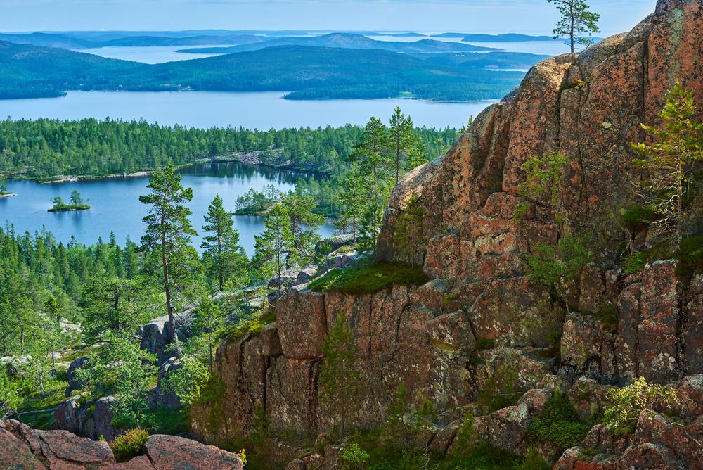 Skuleskogen National Park | © Wikilander/Shutterstock