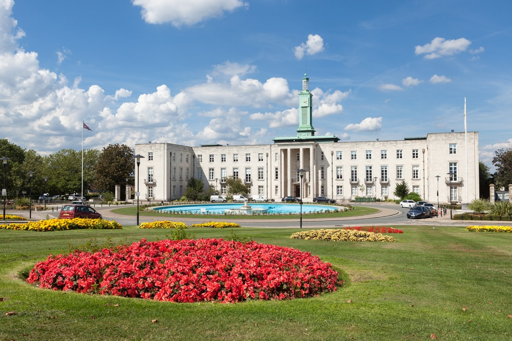 Walthamstow Town Hall | © AC Manley/Shutterstock