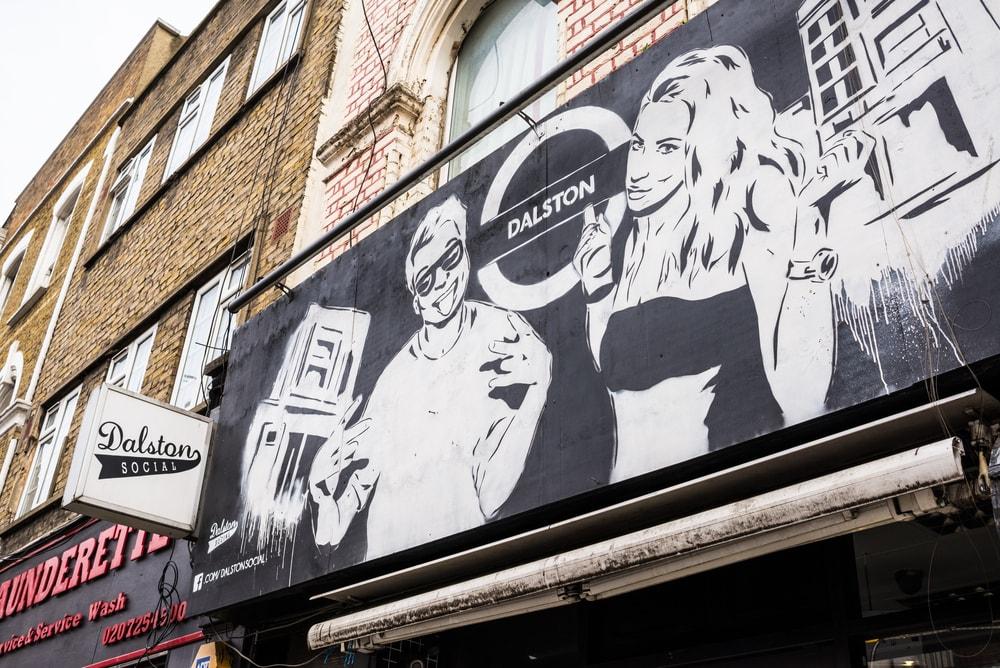 Dalston, London | © DrimaFilm/Shutterstock