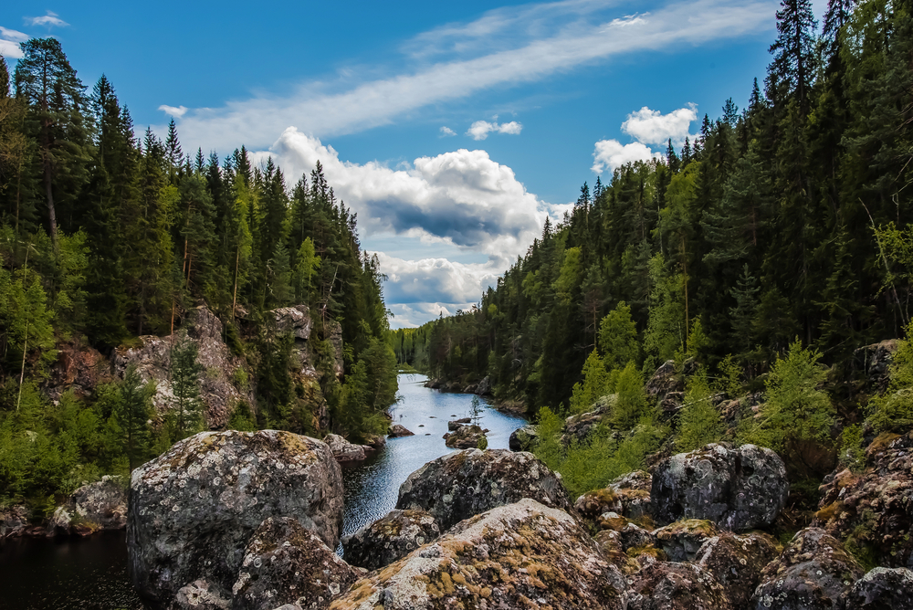 The Dead Waterfall | © Bildagentur Zoonar GmbH/Shutterstock