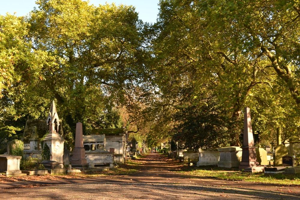 Kensal Green Cemetery | © S Kozakiewicz/Shutterstock