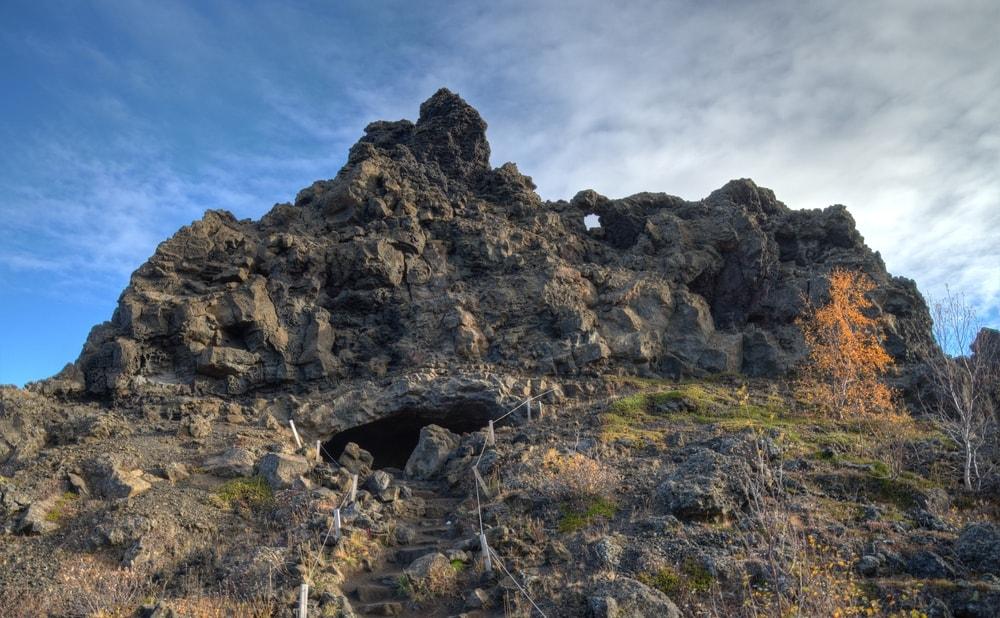 Dimmuborgir, Iceland | © Napatsan Puakpong/Shutterstock