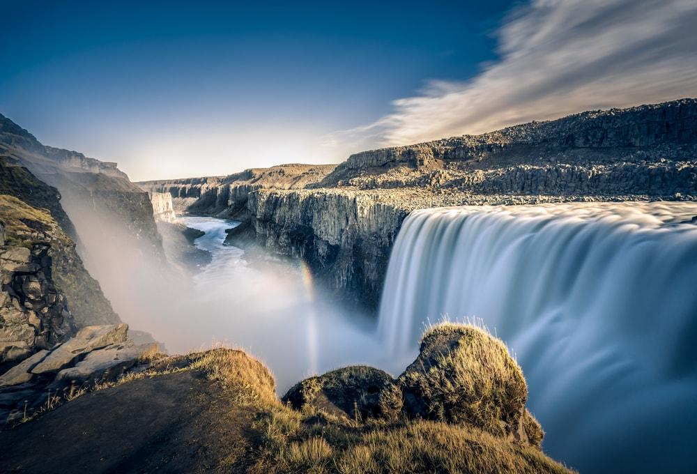 Dettifoss waterfall, Northeast Iceland | © Thanapol Tontinikorn/Shutterstock