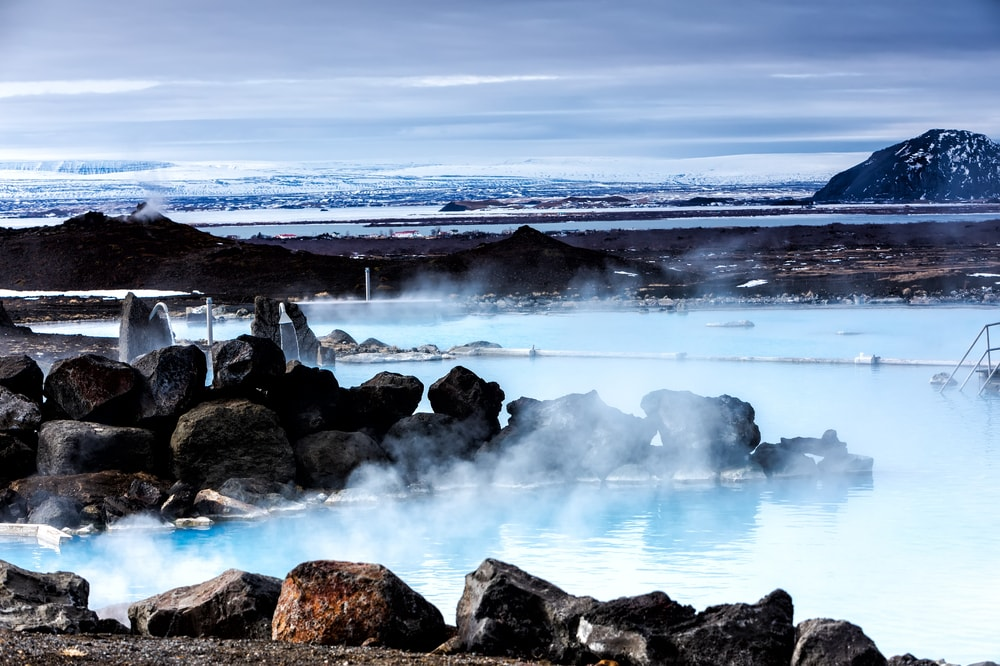Myvatn Naturebaths, a geothermal hot lagoon in Northeast Iceland | © Ververidis Vasilis/Shutterstock