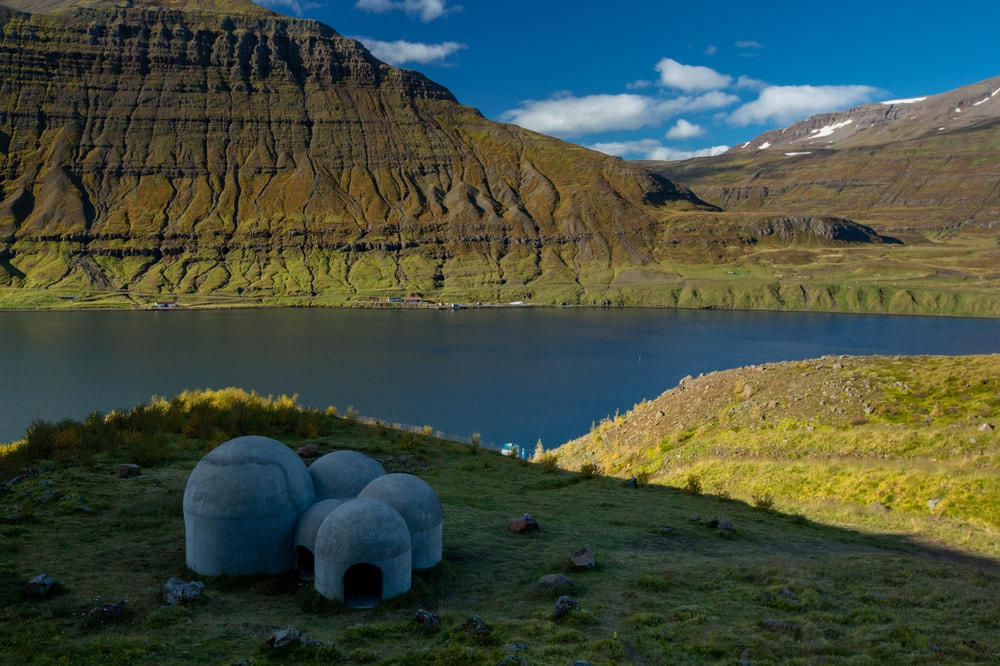 Tvísöngur Sound Sculpture, Iceland | © Wise Lee/Shutterstock