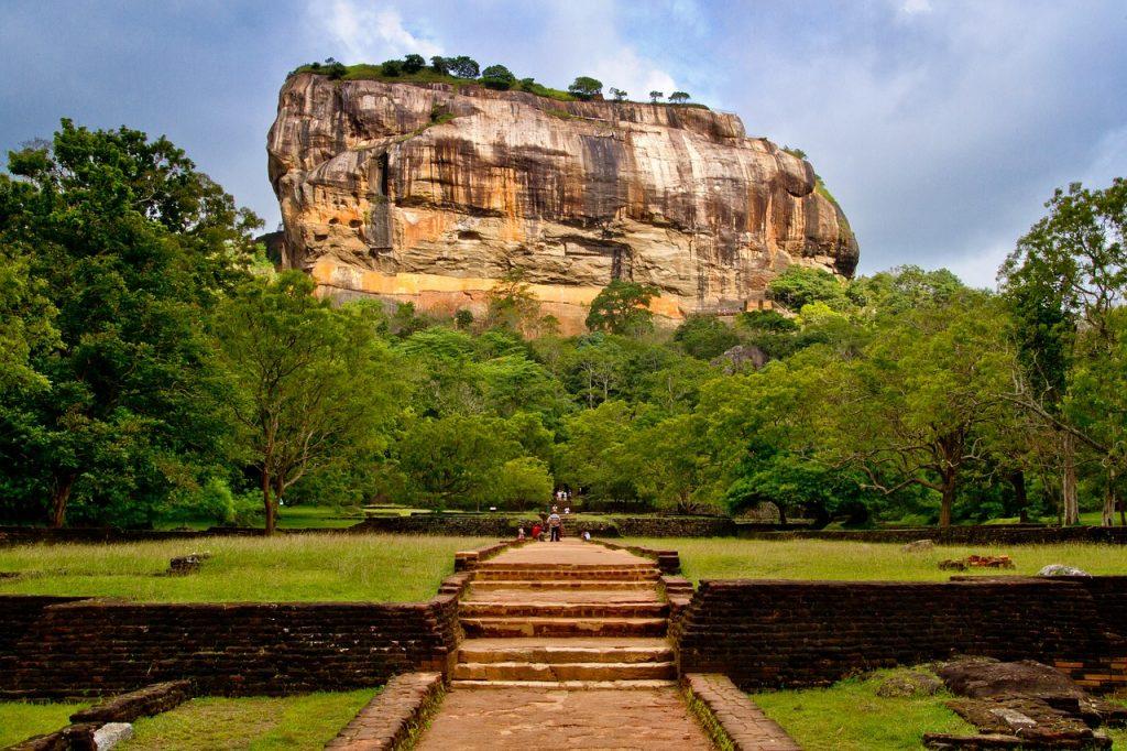 Sigiriya | Poswiecie / Pixabay