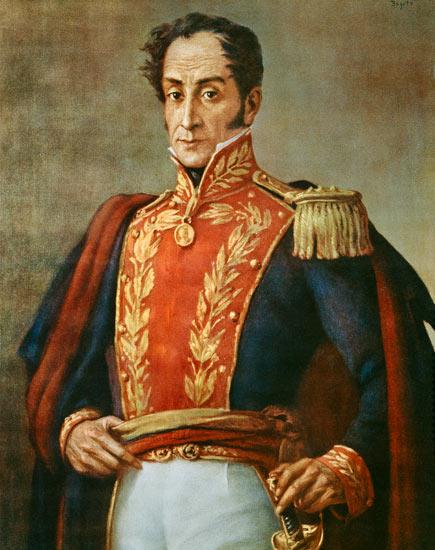 Simon Bolivar | © Iamcharles66/WikiCommons