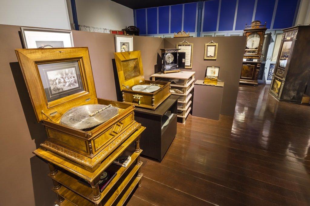 Singapore Musical Box Museum