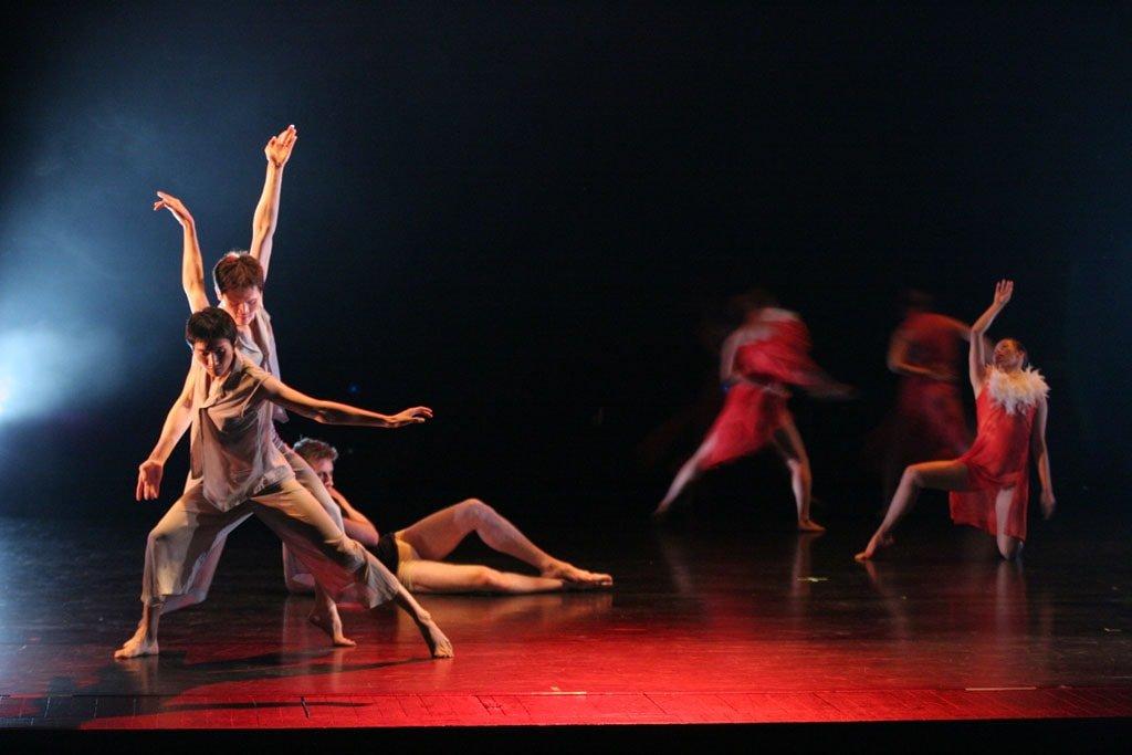 Singapore Odyssey Dance Theatre STB