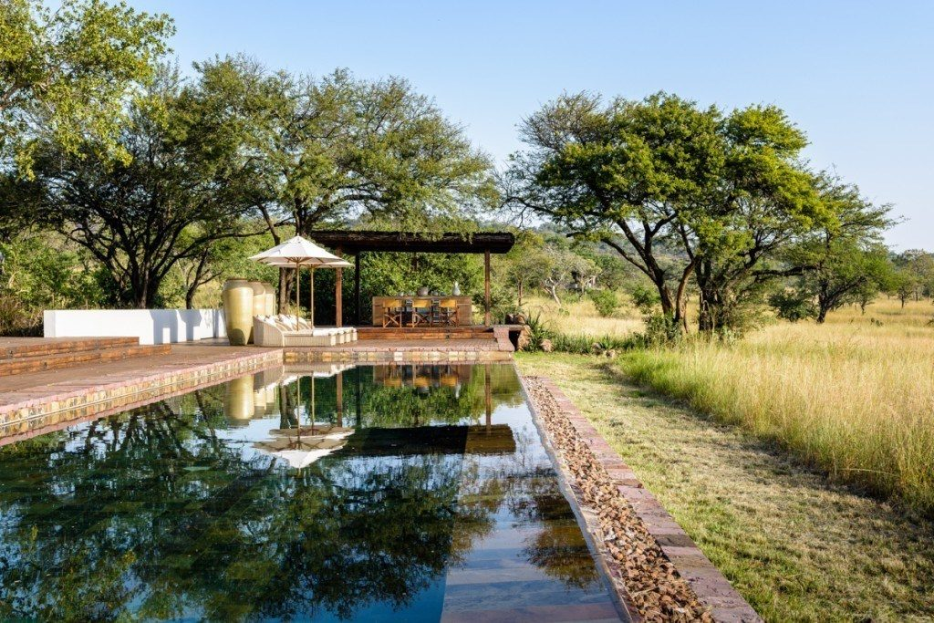 Singita Serengeti House, Tanzania | © Serengeti House