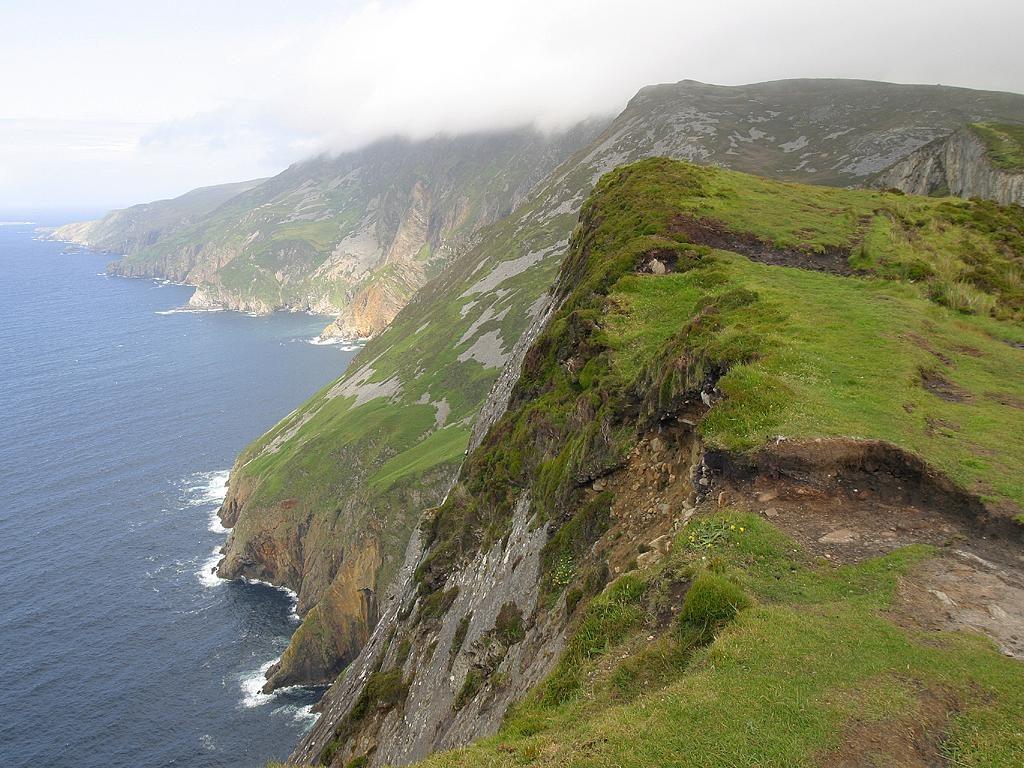 Cliffs of Slieve League, County Donegal | © Jon Sullivan/WikiCommons