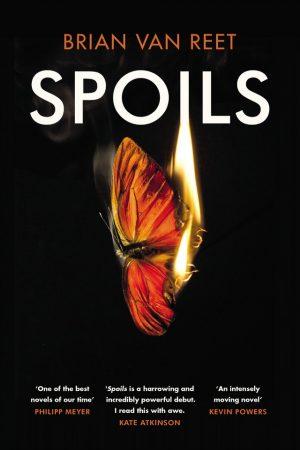 Spoils | Courtesy of Jonathan Cape