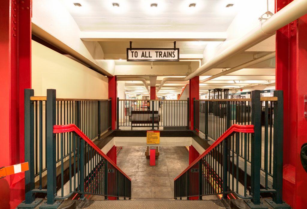 New York Transit Museum | Courtesy of Black Paw Photo/New York Transit Museum