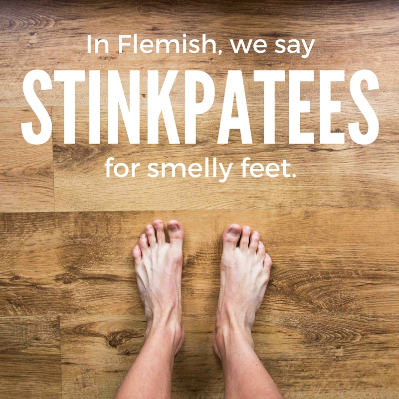 stinkpatees-smelly feet | © Culture Trip/Nana Van de Poel