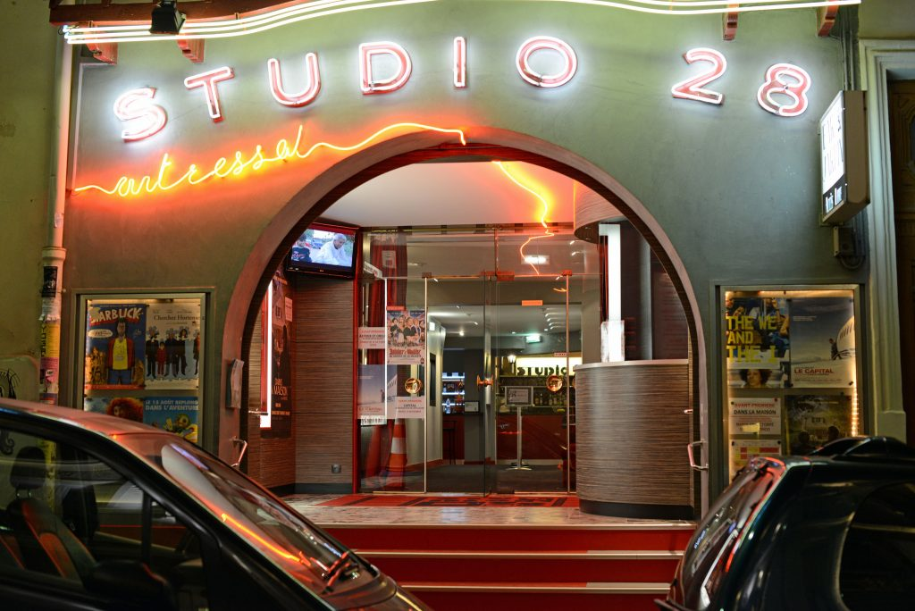 Studio 28 │© Son of Groucho / Flickr