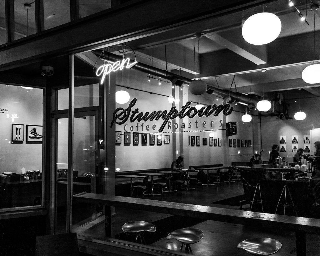Stumptown Coffee Roasters © Visitor7/Wikimedia