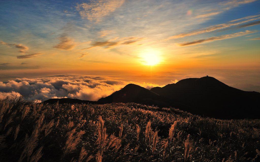 Sunset in Taiwan   © sputnikzon / goodfreephotos