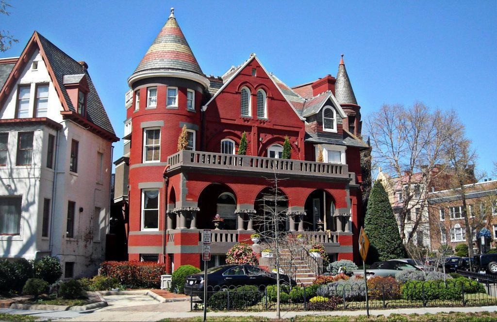 Swann House | © NCinDC/Flickr