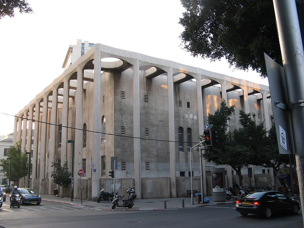Tel Aviv's Great Synagogue, today one of the hippest areas in the city | © Yair Haklai / Wikimedia Commons