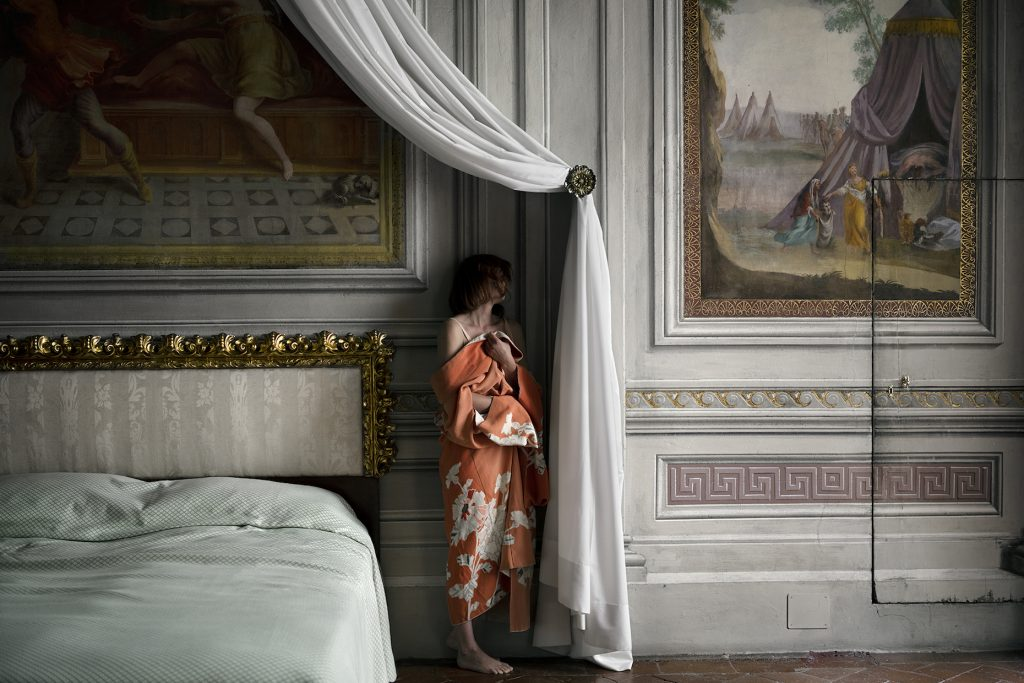 Anja Niemi, The Bedroom, 2017 | © Anja Niemi/Courtesy of The Little Black Gallery