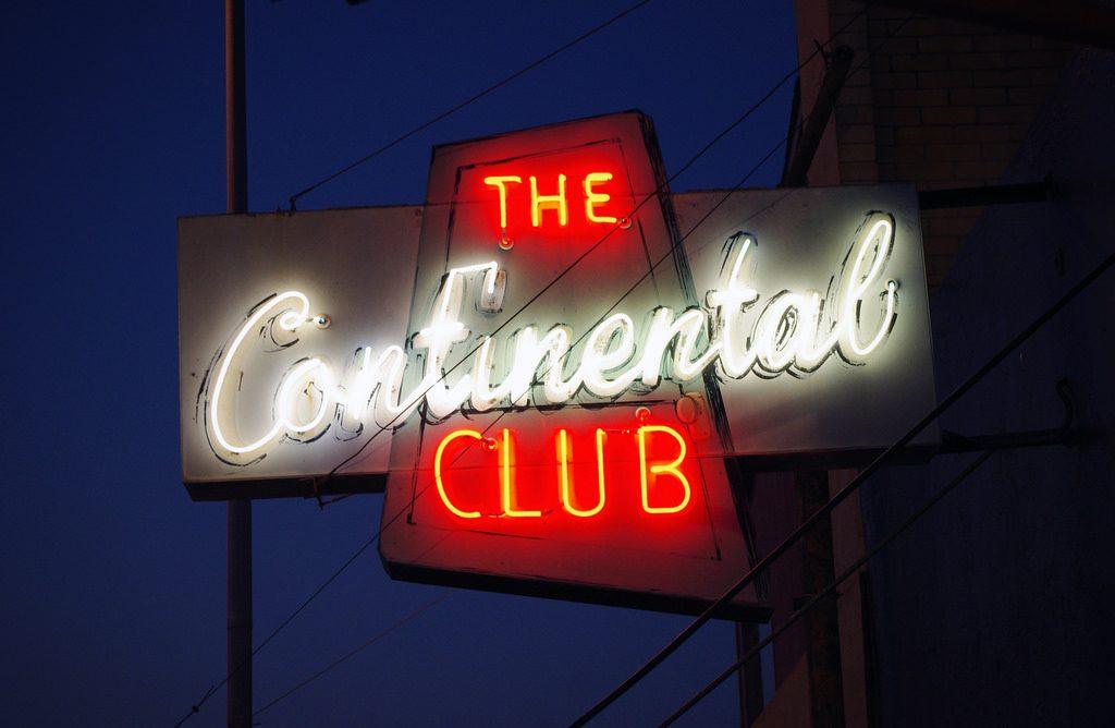 The Continental Club | © Melanie Applegate / Flickr