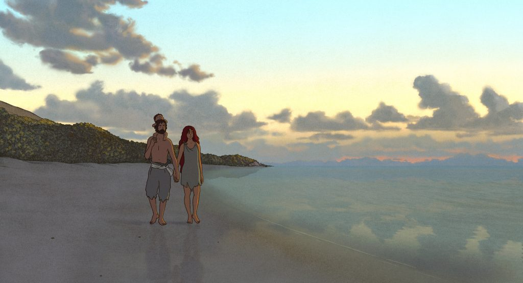 The Red Turtle   © Studiocanal