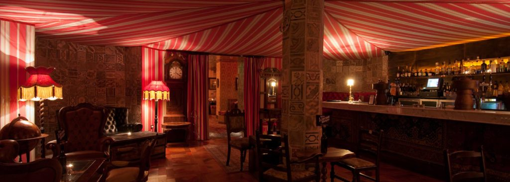 The Liquor Rooms | Courtesy of The Clarence Hotel